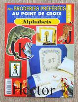 Magazine Mes broderies préférées au point de croix 18