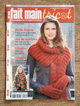 Magazine Fait main Tricot 12 - Hiver 2015