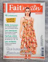 Magazine Fait main couture de juillet 2018 (438)