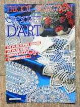Magazine Tricot Sélection crochet d'art 106