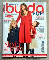Magazine Burda de décembre 2014 (n°180)