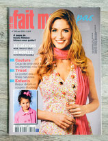 Magazine Fait main pas à pas de mai 2010 (340)