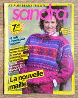 Magazine tricot Sandra 14 - Août