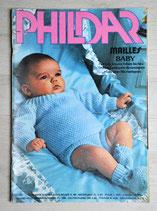 Magazine Phildar mailles baby 41