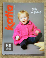 Magazine tricot Katia 70 - layette automne-hiver