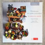 NEUF - Livre Miniatures en pâte polymère - Retour du marché