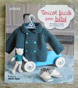 NEUF - Livre Tricot facile pour bébé