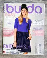Magazine Burda Easy hors série n°76H