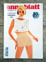 Magazine tricot Anny Blatt 156 - Printemps - été