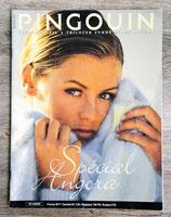 Magazine Pingouin spécial angora - Hiver (Vintage)
