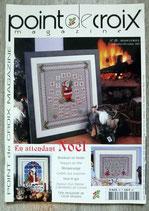 Magazine Point de croix magazine n°28 - Noël