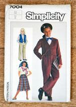 Pochette patron couture Simplicity 7004 - Ensembles enfant