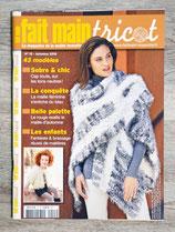 Magazine Fait main Tricot Hors série 15 - Automne 2016