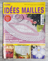 Magazine Elena Idées Mailles n°14 (Crochet)
