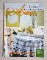 Magazine Les créations d'Andréa 2-2012 - mailles au crochet