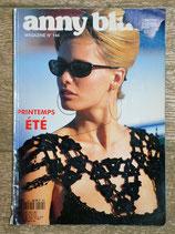 Magazine tricot Anny Blatt 144 - Printemps-été