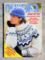 Magazine Phildar mailles n°78 - Hiver (Vintage)