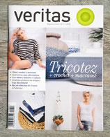 Magazine Veritas n°3 - Tricot / crochet / Macramé