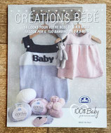 Magazine Créations bébé - 14 looks pour votre bébé de 0 à 6 mois