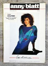Magazine tricot Anny Blatt n°85 - Printemps-été