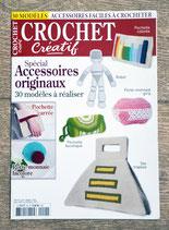 Magazine Crochet créatif spécial accessoires originaux