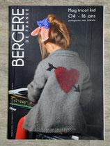 Magazine Bergère de France n°163 - Mag'Tricot kid 4-16 ans