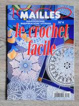 Magazine 1000 mailles - Le crochet facile n°4