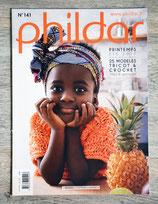 Magazine Phildar n°141 - Printemps-été 2017 enfants