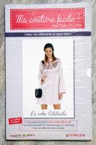 Patron Ma couture facile ! n°32 - La robe Adelaïde