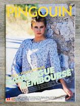 Magazine tricot Pingouin n°104 - Printemps