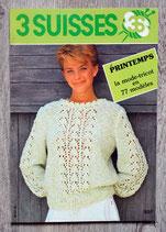 Magazine tricot 3 Suisses - Printemps (Vintage)