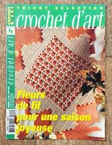 Magazine Tricot sélection - Crochet d'art 292