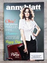 Magazine tricot Anny Blatt n°214 - Eté