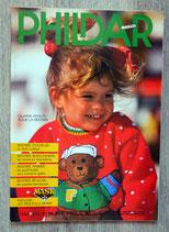 Magazine Phildar mailles enfants n°148
