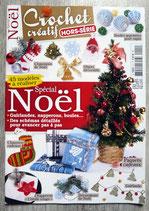 Magazine crochet créatif Hors série Noël