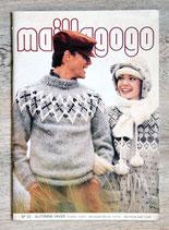 Magazine tricot Maillagogo n°33 - Automne-hiver (Vintage)