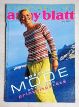 Magazine tricot Anny Blatt 180 - Printemps-été