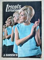 Magazine tricots créations 1967 - 3 Suisses