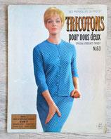 Magazine Tricotons pour nous deux n°63 (vintage)