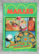 Magazine 1000 Mailles - Crochet d'art fantaisies couleurs (Vintage)