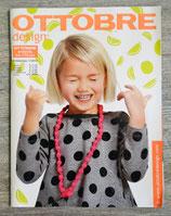 Magazine Ottobre design enfants printemps 1/2014