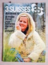 Magazine 3 Suisses - Automne 1975