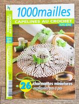 Magazine 1000 Mailles HS - Capelines au crochet