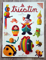 Livre Le tricotin, 50 modèles originaux