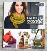 NEUF - Livre Crochet créatif - 30 idées mode et déco