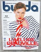 Magazine Burda de février 2005 (n°62)