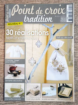 Magazine Point de croix tradition 1
