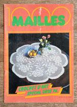 Magazine 1000 Mailles 25 - Spécial gros fil