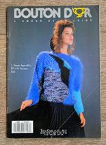 Magazine de tricot Bouton d'Or 35