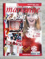 Magazine Les idées de Marianne - Décembre 2008